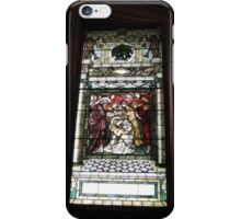 Baby Jesus Stained Glass iPhone Case/Skin