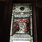 Baby Jesus Stained Glass by CreativeEm