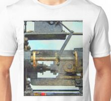 Traction engine close up collection 4 Unisex T-Shirt
