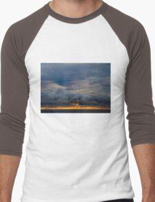 Sunrise Men's Baseball ¾ T-Shirt