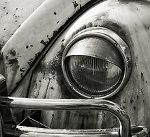 Sad VW Beetle by davidpreston