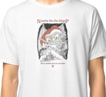 Nyarla-ho-ho-ho-tep: Merry Cthulmas from the Chaosium Classic T-Shirt