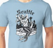 Seattle Merman  Unisex T-Shirt
