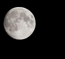 Full Moon, taken on 7th Sep 2014 by chris2766