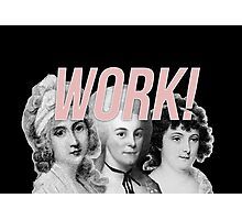 werk Photographic Print