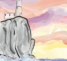 Split Rock Lighthouse by jakobtbones