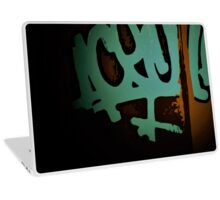 Stainless Steel Teeth Laptop Skin