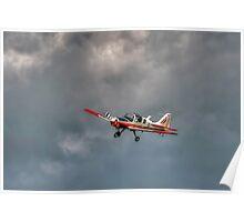 Scottish Aviation Bulldog Poster