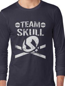 Team Skull / Bullet Club Long Sleeve T-Shirt