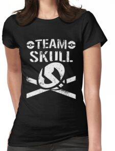 Team Skull / Bullet Club Womens Fitted T-Shirt