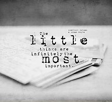Little things Sherlock by Kimberose