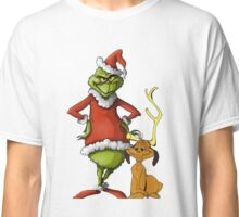 The Grinch and Max Classic T-Shirt