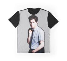 Logan Lerman! Graphic T-Shirt