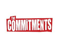 The Commitments Logo  Photographic Print