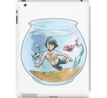 Let's Be Free - Haruka iPad Case/Skin