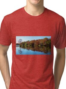 Fall In The Air Tri-blend T-Shirt
