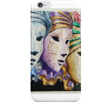 Masquerade  iPhone Case/Skin