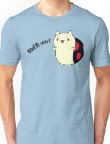 Catbug - Adventure Time - Evil Parody Unisex T-Shirt