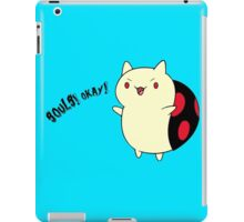 Catbug - Adventure Time - Evil Parody iPad Case/Skin