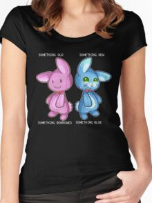 Something Old... Something New Women's Fitted Scoop T-Shirt