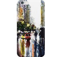 cityscape iPhone Case/Skin