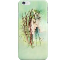"""Encounter"" from ""Love Angels"" series iPhone Case/Skin"