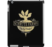 Schrute Farms (Special Mose edition!) iPad Case/Skin