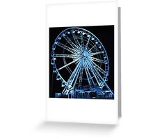 Weston Wheel  Greeting Card