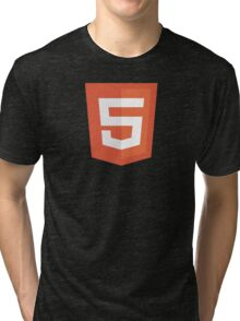 HBO SILICON VALLEY 'HTML5' Tri-blend T-Shirt