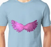 angel wings pink Unisex T-Shirt