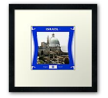 Israel - Shield Of David Abides Framed Print
