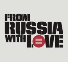 From Russia With Equal Love by DomaDART