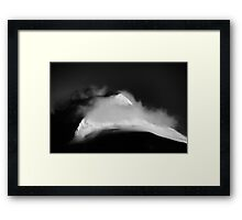 The Shivering Isles Framed Print