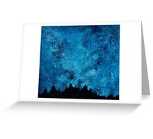 Night Greeting Card