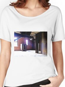 Empty Spaces Women's Relaxed Fit T-Shirt