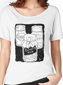 Sugar, Spice, & Everything Nice Women's Relaxed Fit T-Shirt