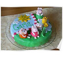 Carla's Cake Poster