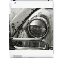 Sad VW Beetle iPad Case/Skin
