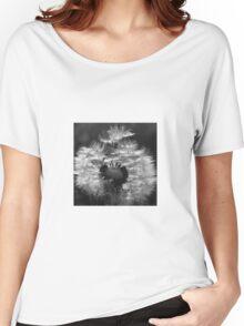 Dandelion seed head #1 Women's Relaxed Fit T-Shirt
