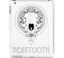 BEARTOOTH fan art iPad Case/Skin