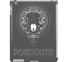 Beartooth Fan Art White iPad Case/Skin