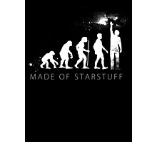 We are made of star stuff Photographic Print
