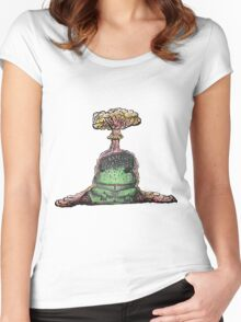Monday's Migraine Women's Fitted Scoop T-Shirt