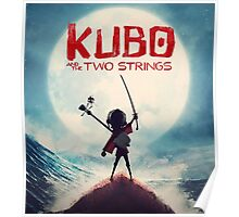 Kubo And The Two Strings Cover Poster