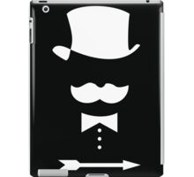 Monopoly Man iPad Case/Skin
