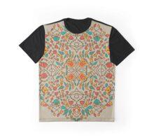 - Oriental flower pattern - Graphic T-Shirt