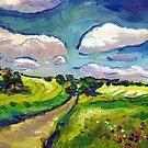 Yellow Fields by Stefan Boettcher