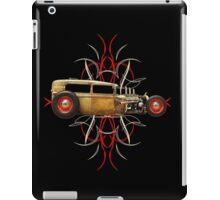 Pinstripe Rat iPad Case/Skin