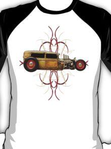 Pinstripe Rat T-Shirt
