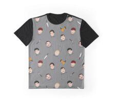 Serial Killers Graphic T-Shirt